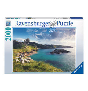 "Ravensburger Puzzle ""Die grüne Insel"", 2000 Teile"