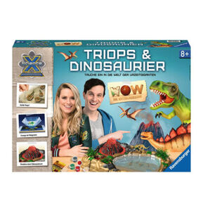 Ravensburger ScienceX WOW Triops & Dinosaurier