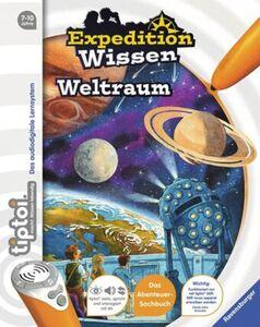 RAVENSBURGER Ravensburger - Tiptoi - Experimente Weltraum