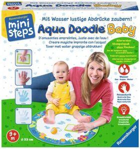 RAVENSBURGER Ravensburger Spiel - ministeps - Aqua Doodle Baby