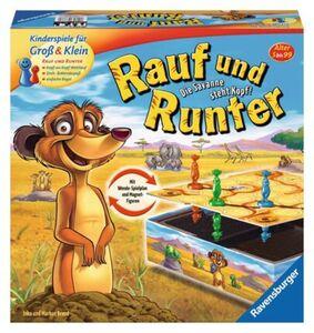 RAVENSBURGER Ravensburger Spiel - Rauf und Runter