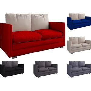 """VCM - my home 2er Schlafsofa Sofabett Couch Sofa mit Schlaffunktion """"Ondal"""""""