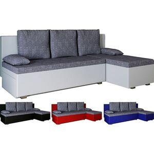 """VCM - my home Ecksofa Bettsofa Schlafsofa Couch mit Schlaffunktion Schlafcouch """"Windus"""""""