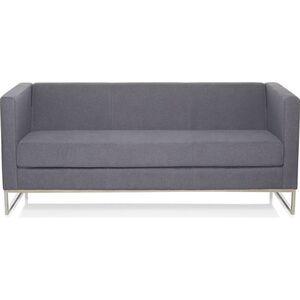 hjh OFFICE Lounge Sofa BARBADOS mit Armlehnen