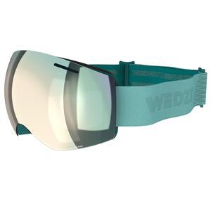 Skibrille / Snowboardbrille G 520 S3 Damen/Kinder Schönwetter blau