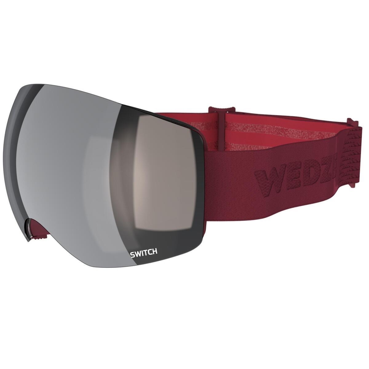 Bild 2 von Skibrille / Snowboardbrille G 520 I Erwachsene/Kinder rot
