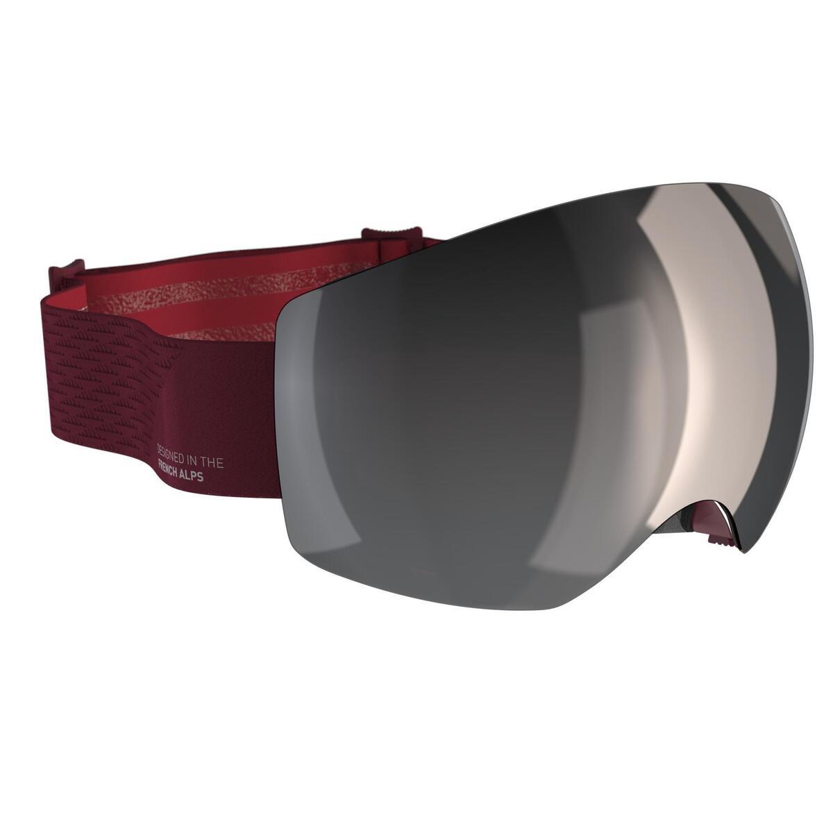 Bild 3 von Skibrille / Snowboardbrille G 520 I Erwachsene/Kinder rot