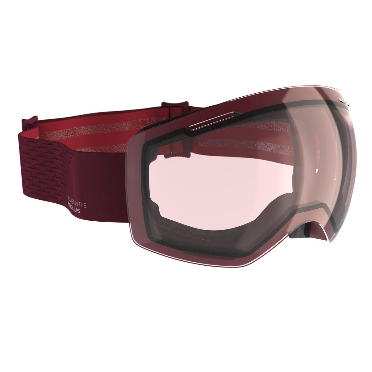 Bild 4 von Skibrille / Snowboardbrille G 520 I Erwachsene/Kinder rot