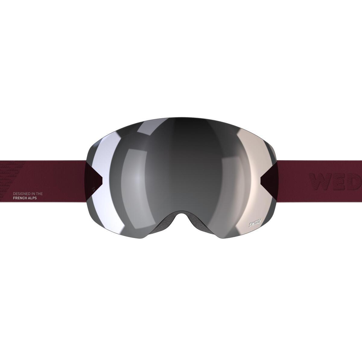 Bild 5 von Skibrille / Snowboardbrille G 520 I Erwachsene/Kinder rot
