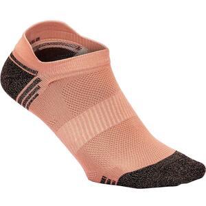 Socken Füßlinge WS 500 Fresh Invisible koralle