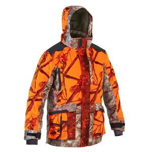 REGENJACKE WARM 3-IN-1 900 CAMOUFLAGE ORANGE