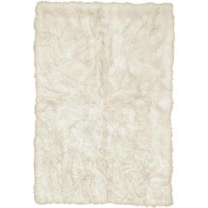 SCHAFFELL 120/180 cm Weiß