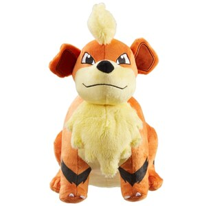 Pokémon - Fukano Plüschfigur, ca. 20 cm