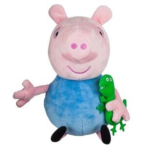 Peppa Pig - Plüschtier mit Sound, Schorsch