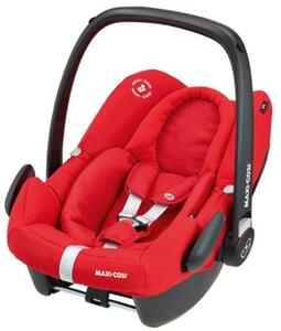 MaxiCosi Babyschale Rock Nomad Red