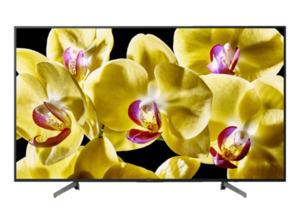 SONY KD-65XG8096,  LED TV, Schwarz