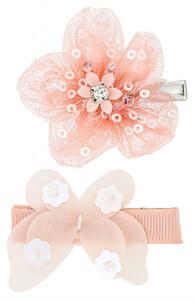 Haarklammer - Flower