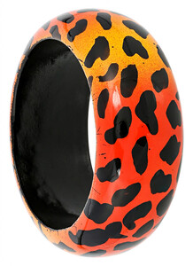 Armreif - Orange Leo