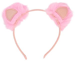 Haarreif - Fluffy Glitter Ears