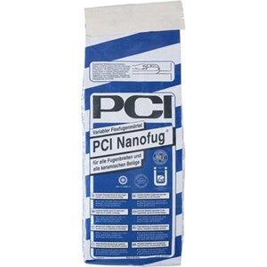 PCI Nanofug Flexfugenmörtel Zementgrau 4 kg