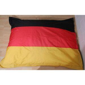 """KINZLER Riesen-Sitzsack """"Flagge"""", Deutschland"""