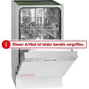 Bomann Einbau-Geschirrspüler GSPE889TI