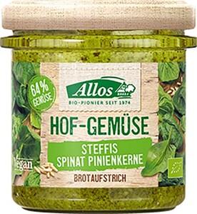 """Allos Brotaufstrich """"Hof-Gemüse"""""""