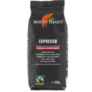 Mount Hagen  Espresso