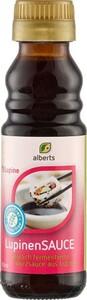 Alberts natürlich fermentierte Würzsauce aus Lupinen, würzige Alternative zur Sojasauce, glutenfrei