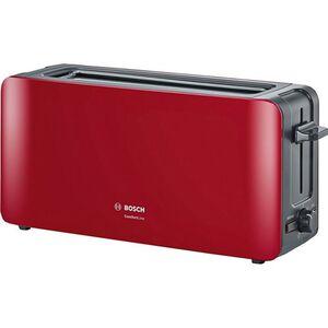Bosch Toaster Langschlitz-Toaster TAT6A004 ComfortLine