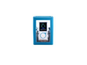 LENCO Xemio-668 BU Mp3-Player 4 GB in Blau