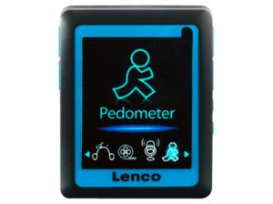 LENCO Podo-152 Mp4-Player 4 GB in Blau