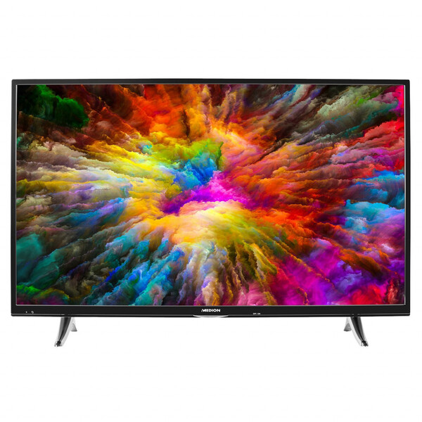 "Medion Ultra-HD Smart-TV 55"" mit Dolby Vision MD-31381"