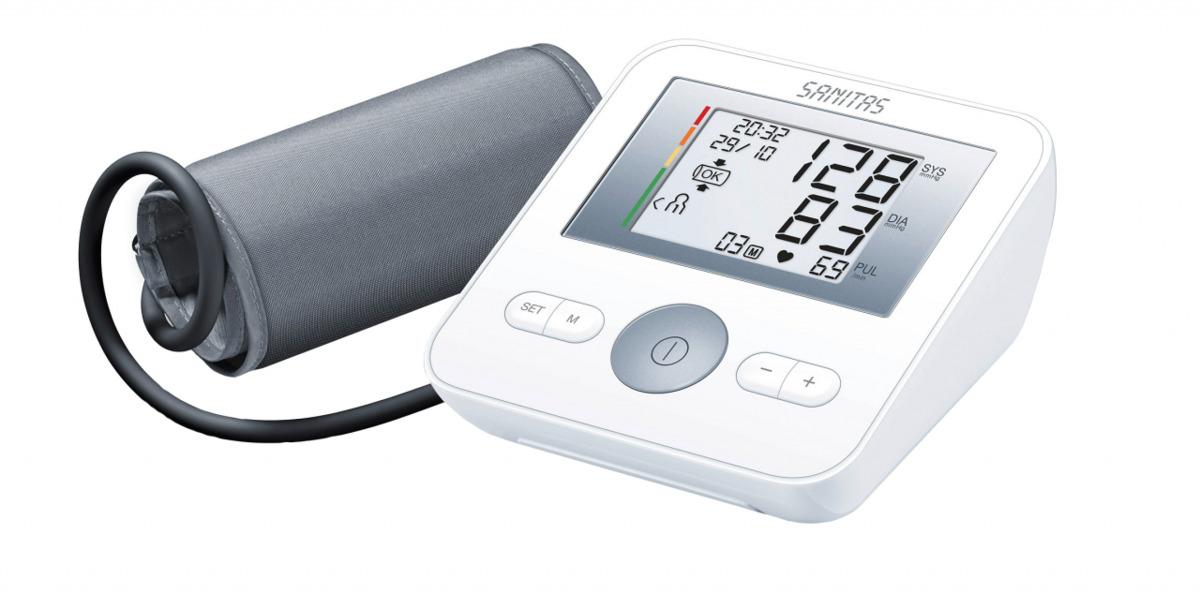 Bild 1 von Sanitas Blutdruckmessgerät SBM 18