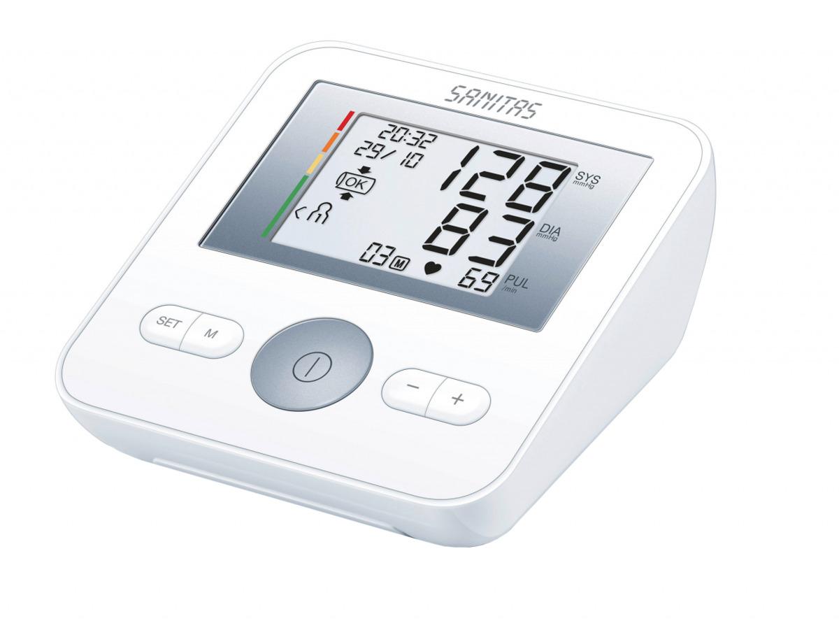 Bild 2 von Sanitas Blutdruckmessgerät SBM 18