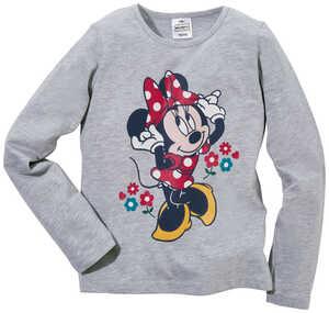 Mädchen-Langarmshirt »Minnie Mouse«