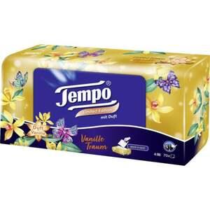 Tempo Taschentücher Box Vanille Traum