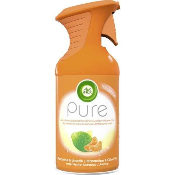 Air Wick Premium-Duftspray PURE Mandarine & Limette 1.00 EUR/100 ml