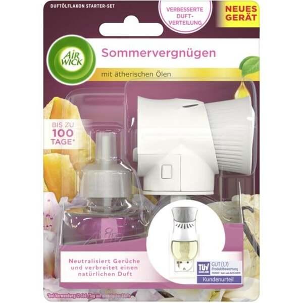 Air Wick Duftölflakon Starter-Set Sommervergnügen