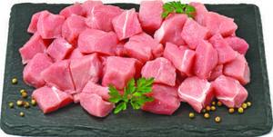 Meine Fleischerei Schweinegulasch