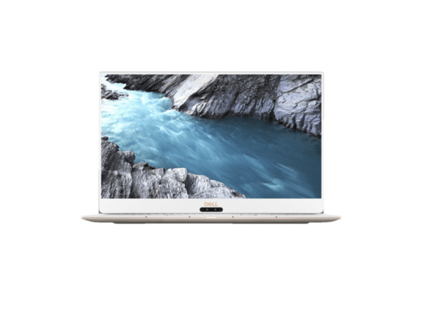 DELL XPS 13 9370 Notebook mit Core™ i7, 8 GB RAM, 256 GB & Intel® UHD-Grafik 620 in Rose Gold