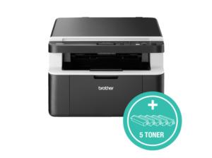 BROTHER DCP-1612W 3-in-1 Monolaser-Multifunktionsdrucker in Schwarz online