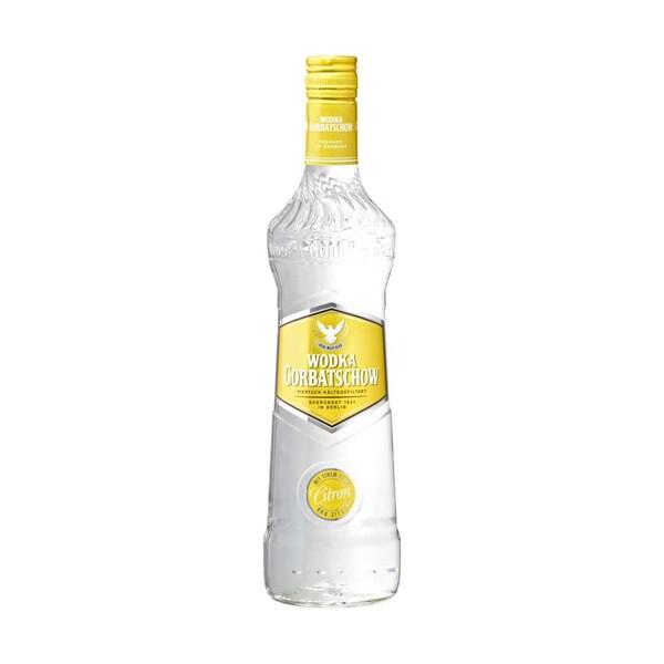 Wodka Gorbatschow oder Citron 37,5/37,5 % Vol.,  jede 0,7-l-Flasche