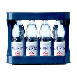 Aquintus Mineralwasser versch. Sorten, 12 x 1 Liter, jeder Kasten