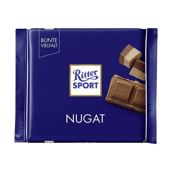 Ritter Sport Schokolade Bunte Vielfalt versch. Sorten, (ausgenommen Laktosefrei oder Vegan) jede 100-g-Tafel
