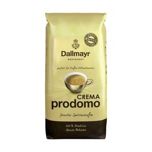 Dallmayr Crema d`Oro versch. Sorten oder Crema prodomo ganze Bohne, jede 1000-g-Packung