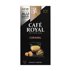 Café Royal Kapseln versch. Sorten, jede 10er = 50/52/53-g-Packung
