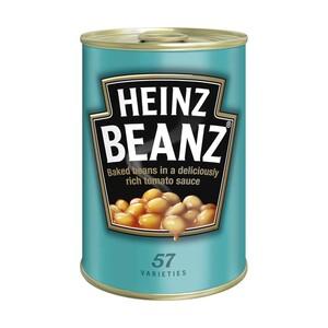 Heinz Gebackene Bohnen versch. Sorten, jede 415/390-g-Dose