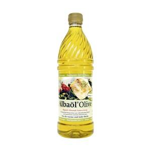Albaöl Schwedische Rapsöl-Zubereitung mit Buttergeschmack oder Schwedische Rapsöl-Olivenöl Zubereitung jede 750-ml-Flasche