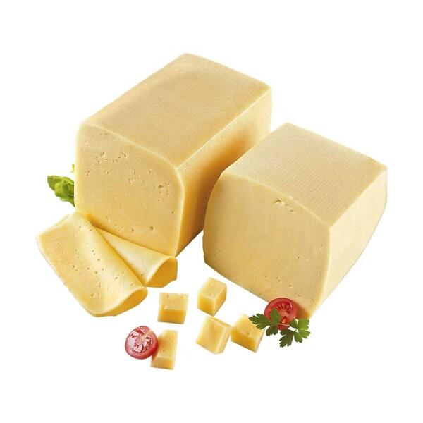 Butterkäse oder Edamer Deutscher Schnittkäse, 45/30 % Fett i. Tr., je 100 g